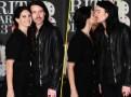 """Photos : Brit Awards 2013 : Lana Del Rey : baiser passionné et fusionnel avec son """"fiancé"""" ?!"""