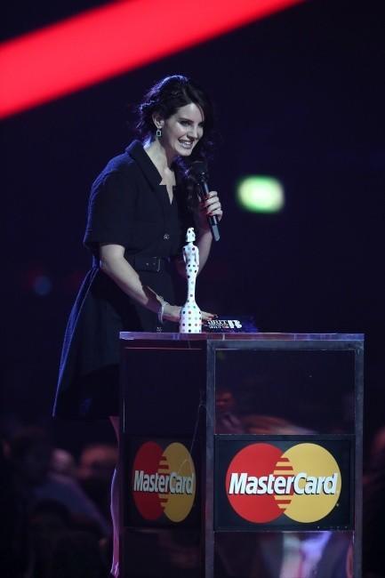 Lana Del Rey le 20 février 2013 à Londres
