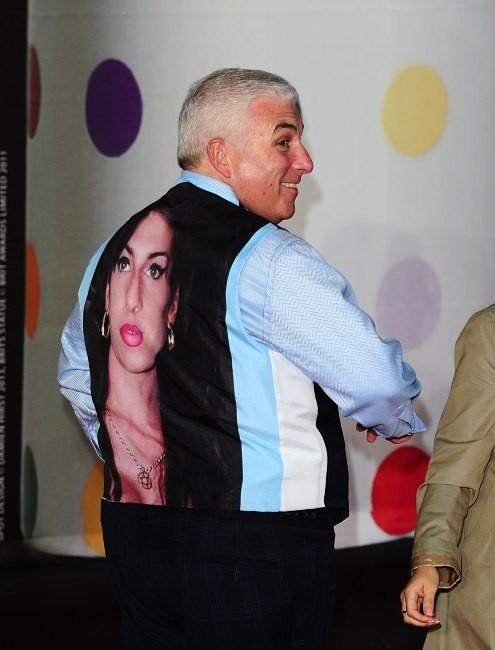 Mitch Winehouse le 20 février 2013 à Londres