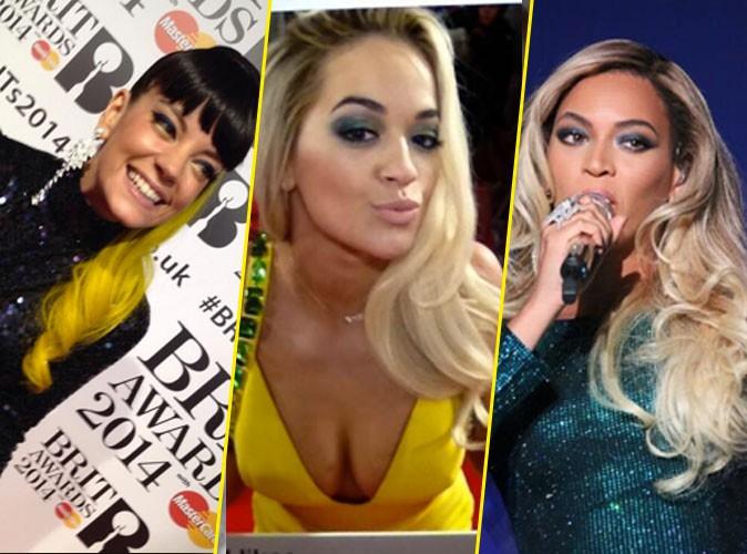 Photos : Brit Awards 2014 : Beyoncé, Katy Perry, Bruno Mars, One D : un défilé de stars pour une soirée incroyable !
