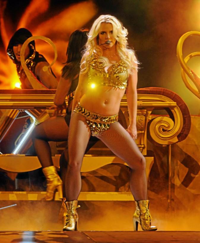 Britney Spears 31 ans et... 22 ans de carrière!