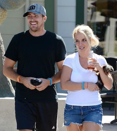 Photos : Britney Spears : c'est quoi tout ce sucre ?