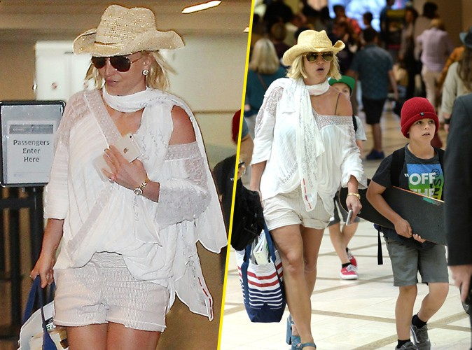 Photos : Britney Spears : elle dépense sans compter !