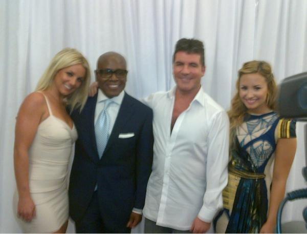 Toute la nouvelle équipe X Factor !