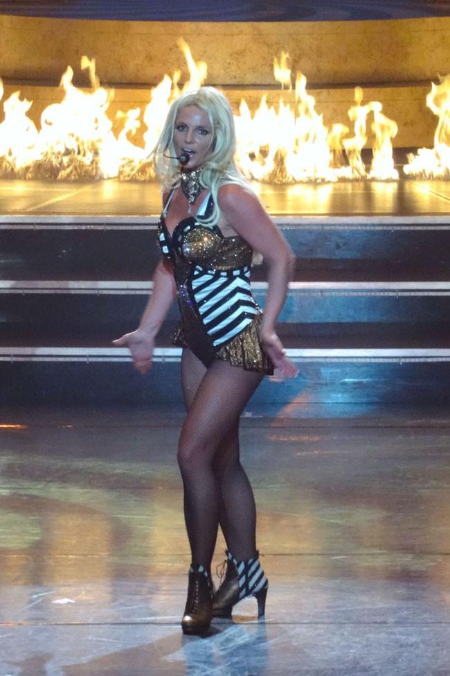 """Britney Spears : """"fatiguée"""", elle ne sait pas si elle va poursuivre son show à Vegas !"""