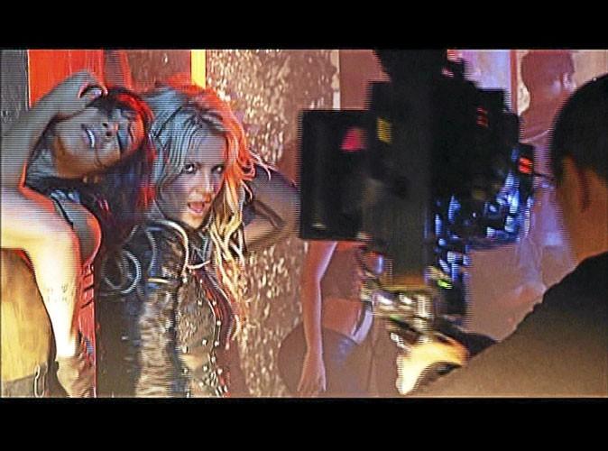 Britney Spears : découvrez l'envers du décor !