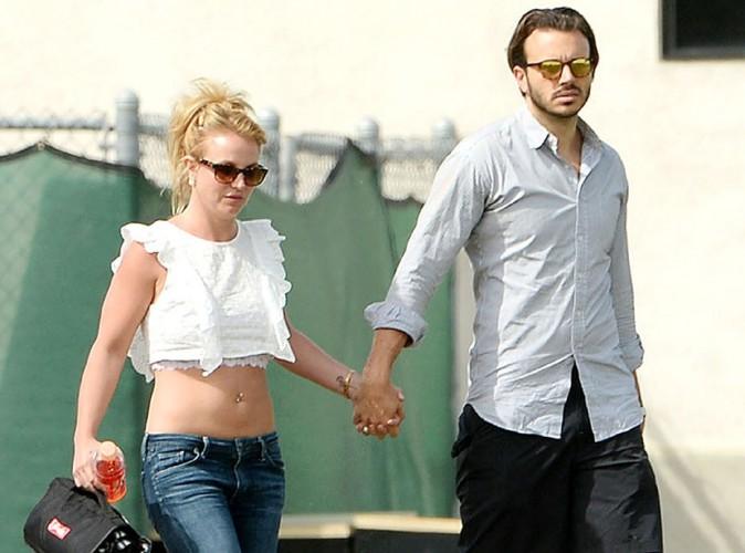 Britney Spears : mini-top pour maxi-love !