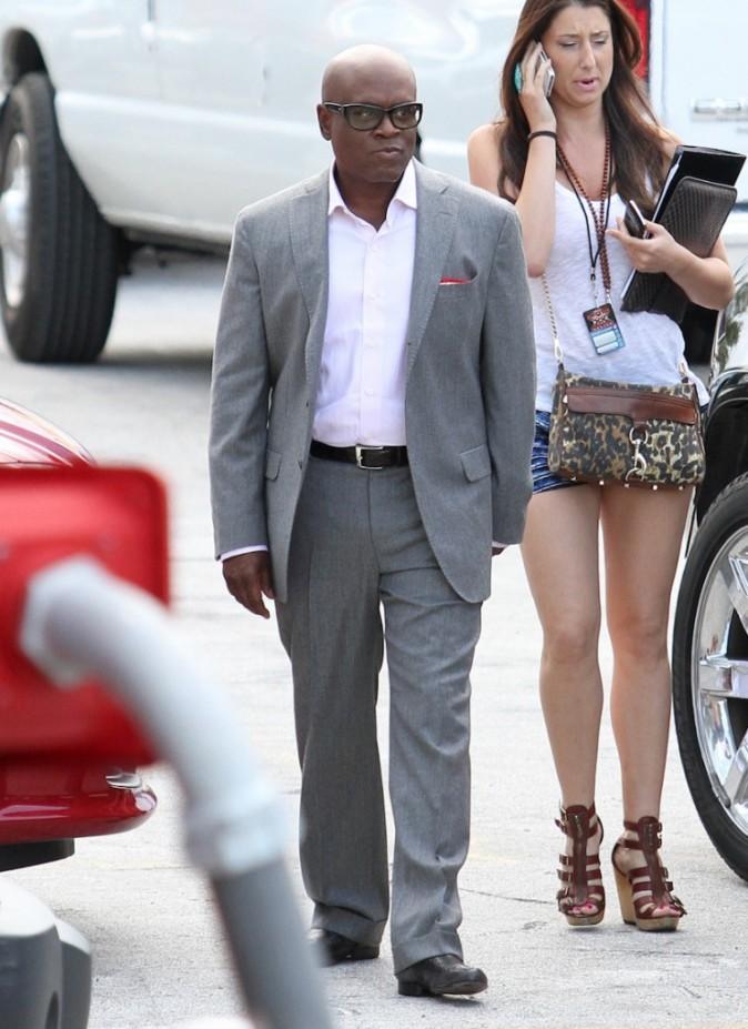 L.A. Reid à Miami, le 23 juillet 2012.