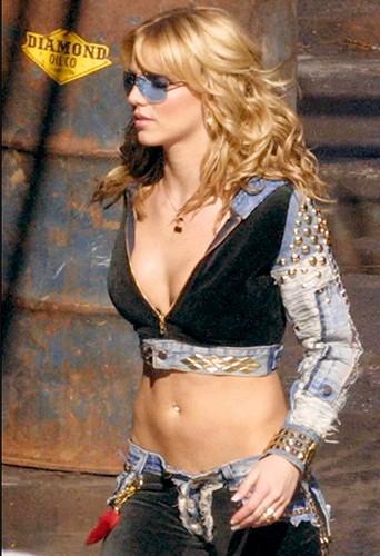 Britney en 2001 !