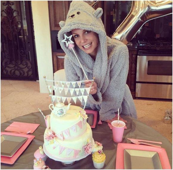 Photos : Britney Spears : son 34e anniversaire, comme si vous y étiez !