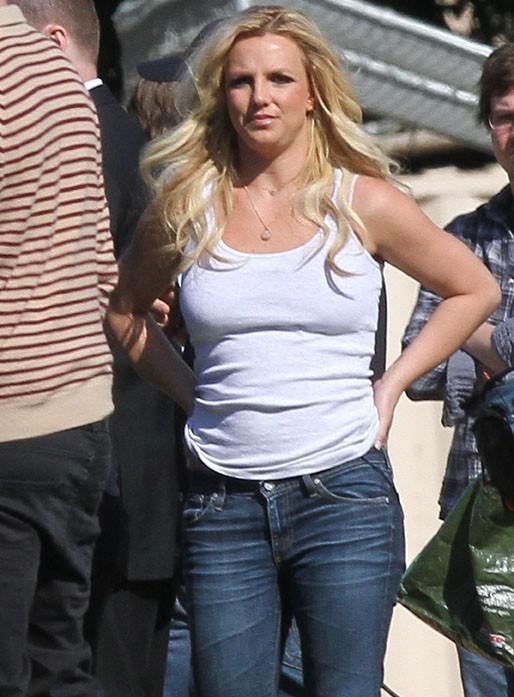 Britney a abandonné ses tenues de scène !
