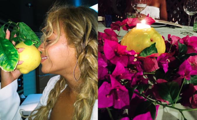Photos : Bronzette et bikini, Beyoncé dévoile ses vacances paradisiaques !