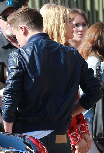 Brooklyn Beckham et Chloe Moretz ensemble ?