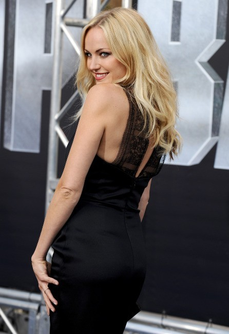 Malin Akerman lors de la première du film Battleship à Los Angeles, le 10 mai 2012.