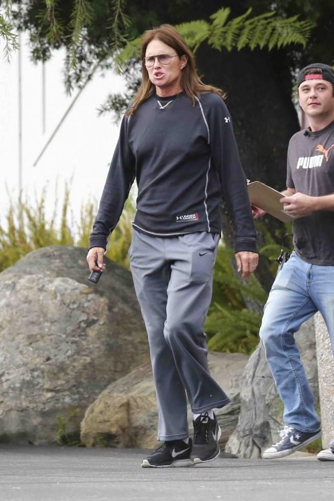 Bruce Jenner : il parlera bientôt de ce qu'il traverse dans une série-documentaire !