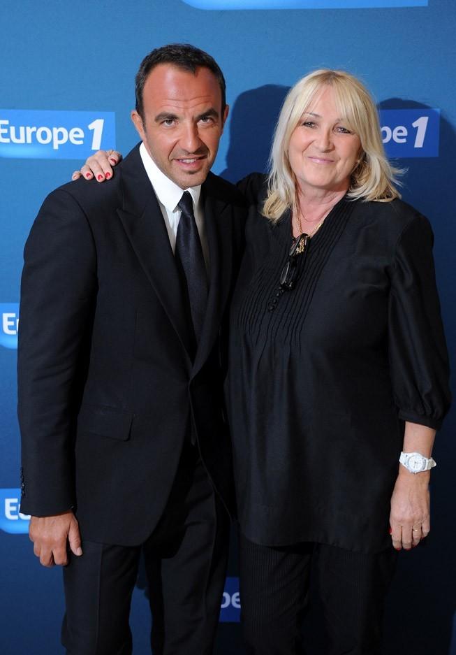 Nikos Aliagas et Julie