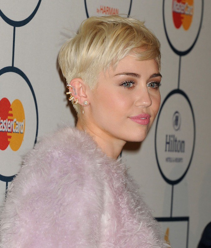 Miley Cyrus a déjà été victime d'un burn-out !