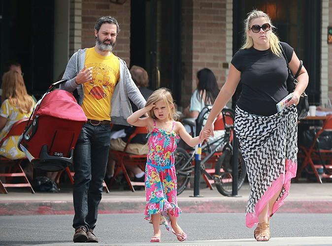 Busy Philipps à Los Feliz le 20 juillet 2013