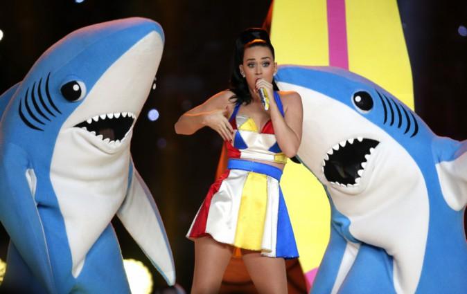 Katy Perry au Superbowl