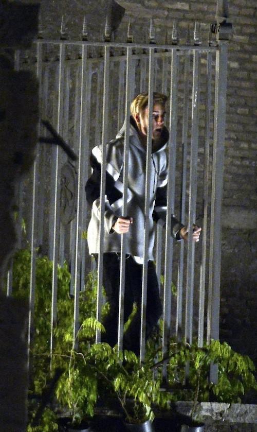 Photos : ça chauffe pour Justin Bieber ? Il dément !