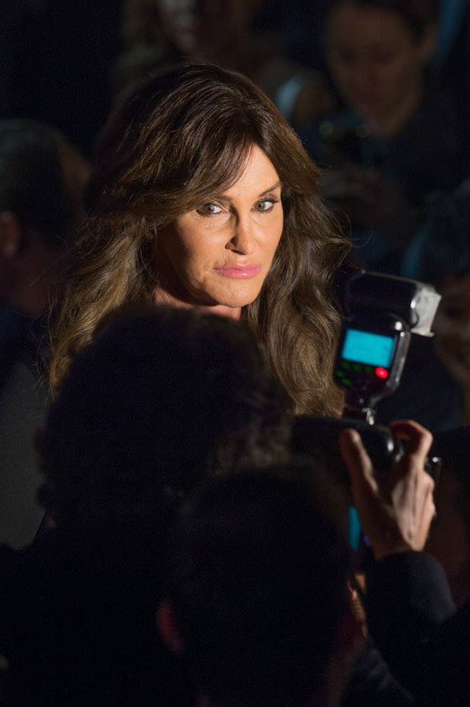 Caitlyn Jenner le 12 novembre 2015