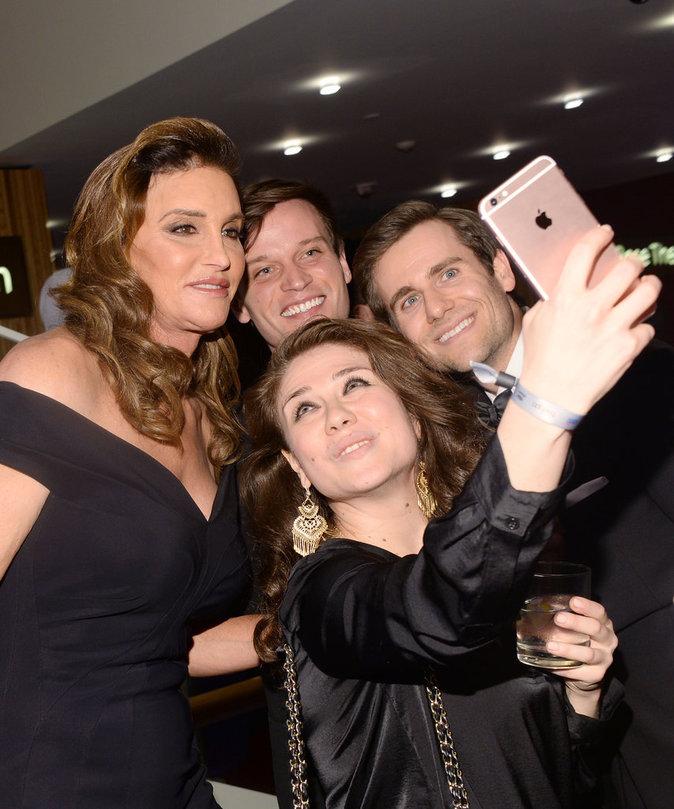 Caitlyn Jenner, ce mardi à New York, pour la soirée du Time Magazine