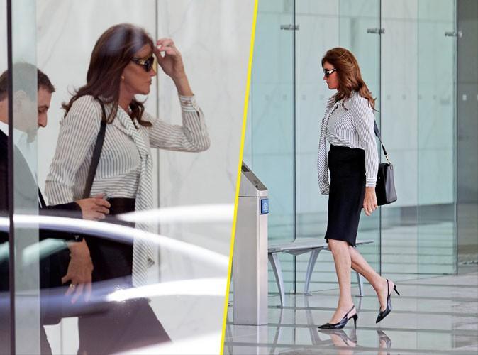 Caitlyn Jenner à Beverly Hills, le 27 juillet 2015