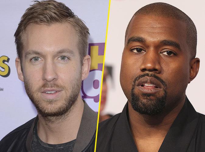 "Photos : Calvin Harris : son ""duo"" avec Kanye West est enfin là !"