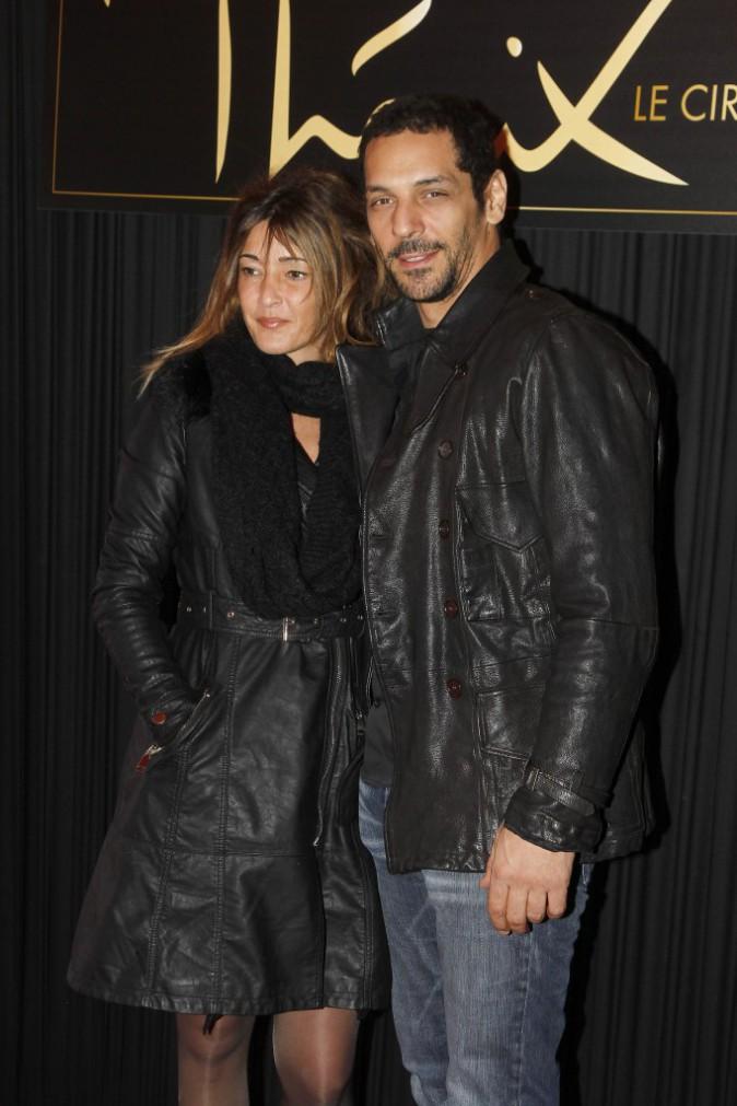 Karine et Tomer Sisley