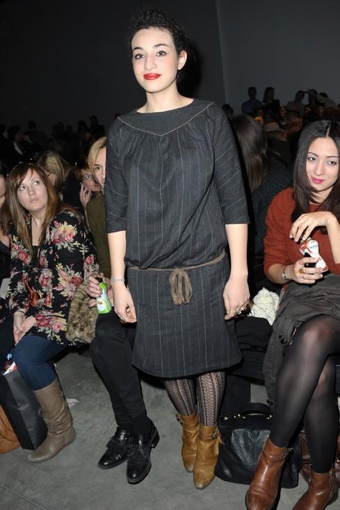 Un nouveau look de fashionista qui s'assume ?