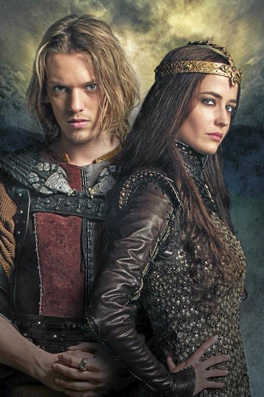 Camelot, la nouvelle saga hot de Canal + !