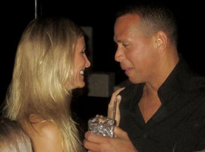 Avec Alex Rodriguez en 2010-2011
