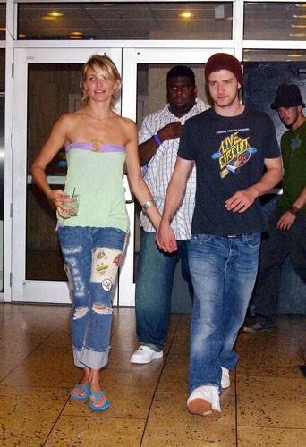 Avec Justin Timberlake de 2003 à 2007
