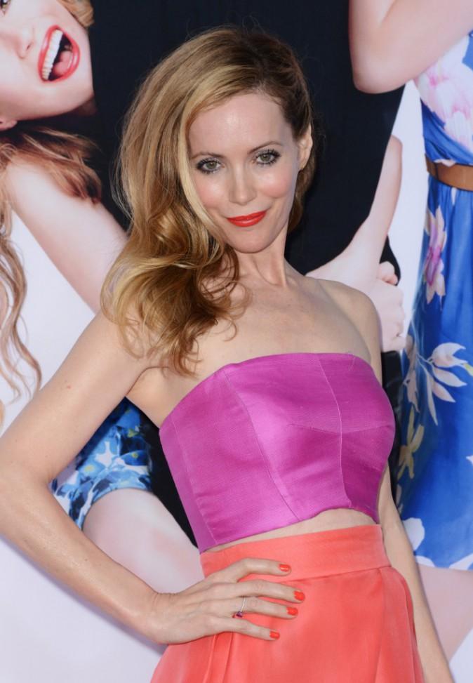 """Leslie Mann lors de la première de """"The Other Woman"""" à Westwood, le 21 avril 2014."""