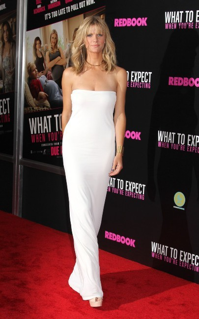Brooklyn Decker lors de la première du film What To Expect When You're Expecting à New york, le 8 mai 2012.