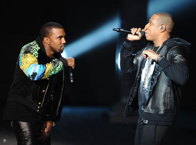 Photos : Jay-Z et Kanye West sont amis