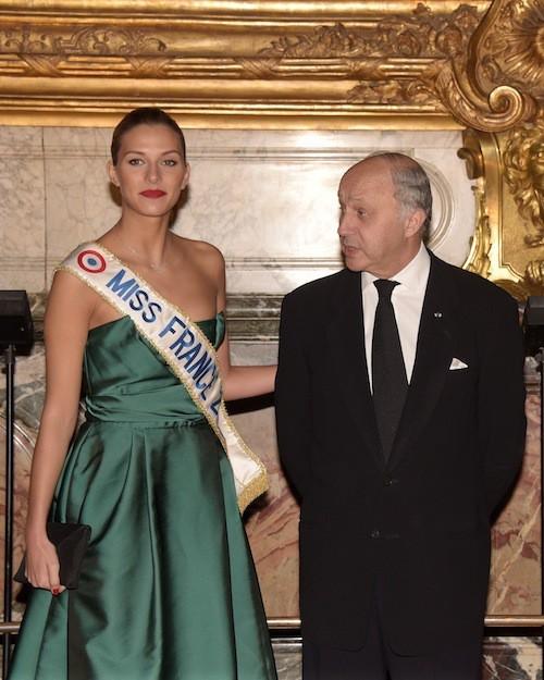 Photos : Camille Cerf : une princesse gourmande à Versailles !