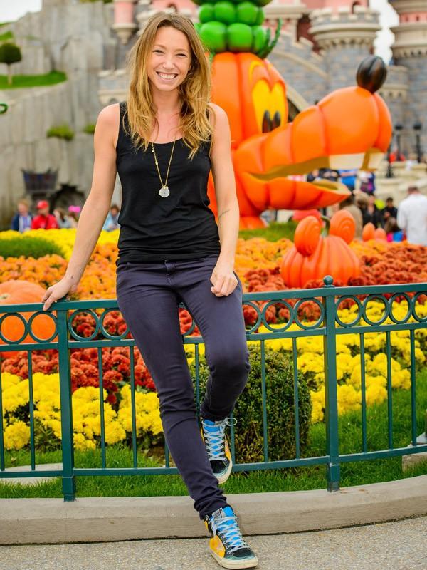 Laura Smet fête Halloween