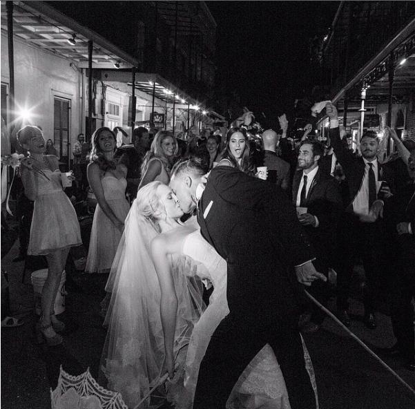 Candice Accola : sublime en mariée, découvrez les premières photos !