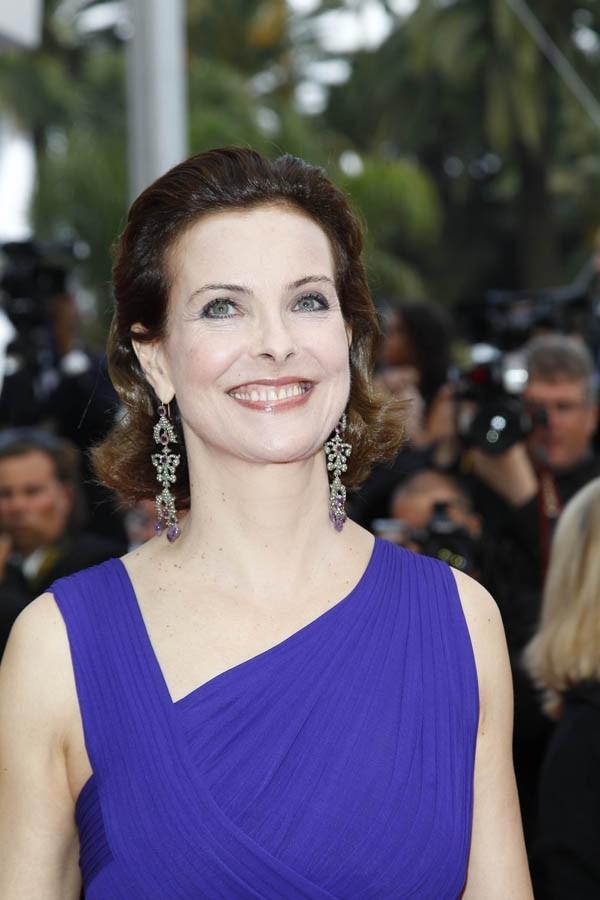 Carole Bouquet, rayonnante à 53 ans !