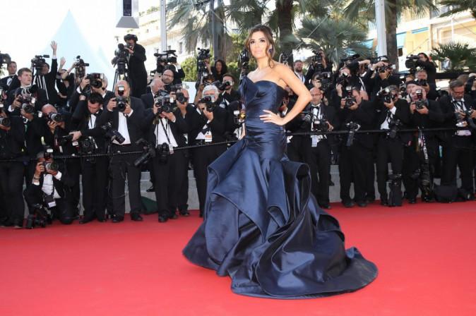 Photos : Cannes 2015 : Eva Longoria : somptueuse pour célébrer ses 10 ans chez L'oréal Paris !