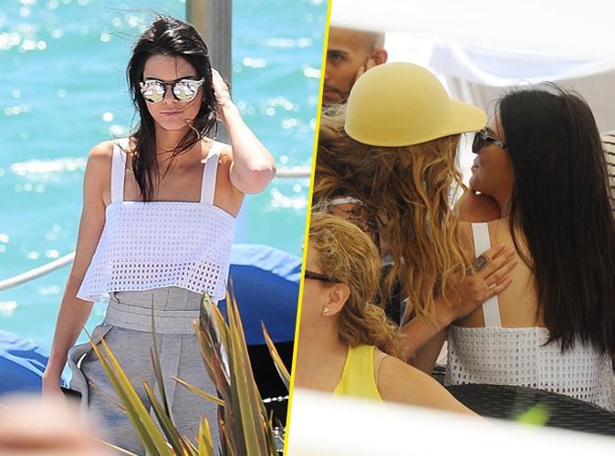 Photos : Cannes 2015 : Kendall Jenner canon pour retrouver sa copine Cara Delevingne !
