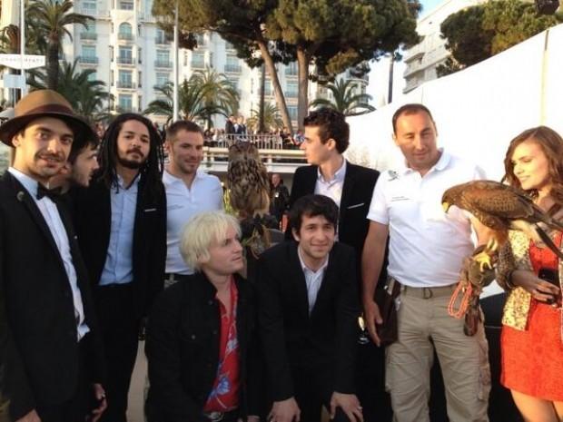Cannes vu par les BB Brunes