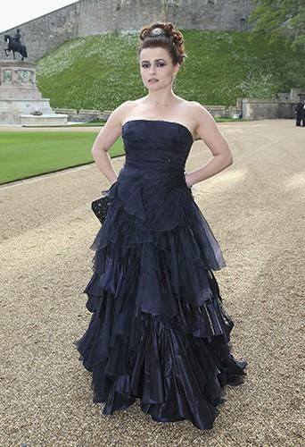 Helena Bonham Carter à Windsor le 13 mai 2014