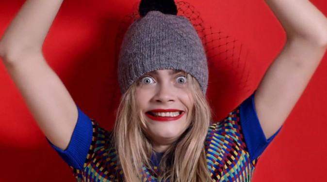 Cara Delevingne dans la nouvelle pub du site de e-commerce La Boo