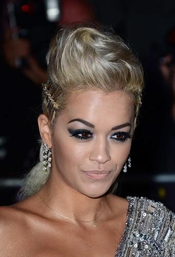 Rita Ora à Londres le 2 septembre 2014