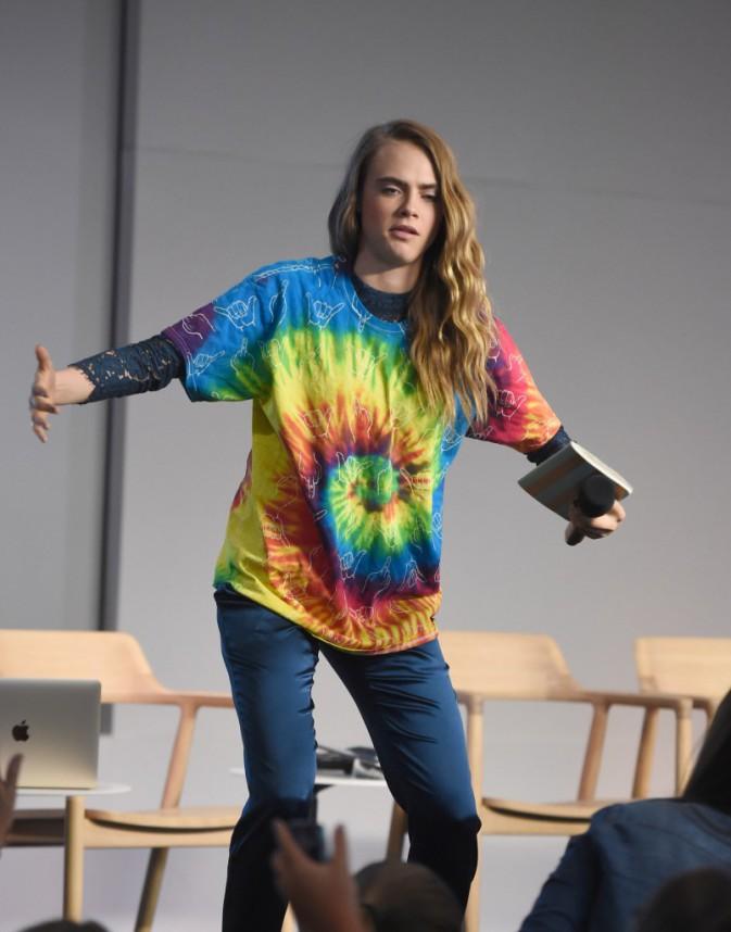 Photos : Cara Delevingne : fière de son pénis !