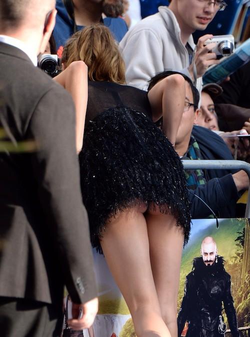 Photos : Cara Delevingne, une fille (dé)culotée !