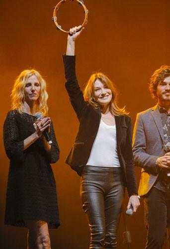 Photos : Carla Bruni, Sandrine Kiberlain, Francis Cabrel… : tous réunis contre Alzheimer !