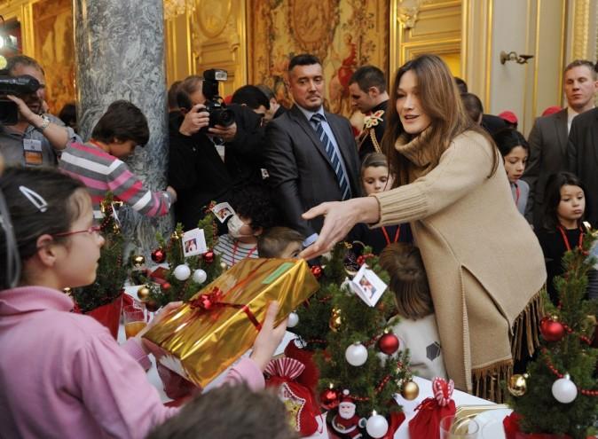 Distribution générale de cadeaux !